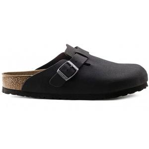 Clogs Birkenstock Unisex Boston Anthracite Narrow-Schuhgröße 46 - Schuhgröße 46