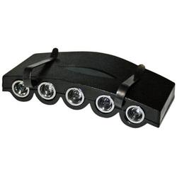 Berger & Schröter 5Lights LED Cap-Light batteriebetrieben 30798