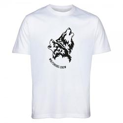 """T-Shirt Junggesellenabschied """"Wolfsrudel Crew"""""""