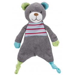 Junior jouet pour chien en tissu ours  (28 cm)  Par unité