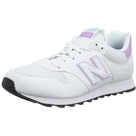 NEW BALANCE 500 white-lilac/ white, 37.5