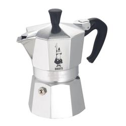 Bialetti Moka Express Aluminium-Espressokocher für 3 Tassen