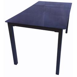 VCM Gartentisch Alu Gartenmöbel-Tisch 140 cm x 73 cm x 80 cm