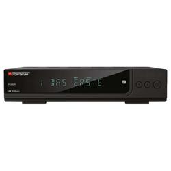 Opticum Red AX 300 VFD PVR HDTV - Receiver - schwarz SAT-Receiver