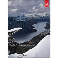 Adobe Photoshop Lightroom 6 DE Win Mac
