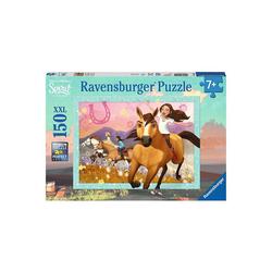 Ravensburger Puzzle Puzzle, 150 Teile XXL, 49x36 cm, Spirit, Puzzleteile