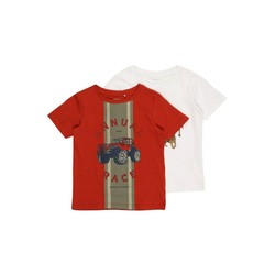 Name It T-Shirt BERTIL (2-tlg) 122/128
