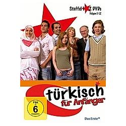 Türkisch für Anfänger - Staffel 1 - DVD  Filme