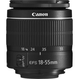 Canon EOS 200D schwarz + EF-S 18-55mm DC III