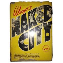 Weegee's Naked City als Buch von Weegee