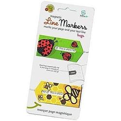 Line Markers Bugs/Käfer - Magnetische Lesezeichen
