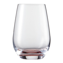 SCHOTT-ZWIESEL Becher Vina Touch 6er Set Rot, Kristallglas