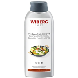 Wok Sauce Thai Chilli BASIC 770g - WIBERG