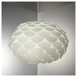 B.K.Licht LED Pendelleuchte Artemis, LED Hängeleuchte Puzzle Lampe Blume E27 Kinderzimmer Wohnraum Ø46cm