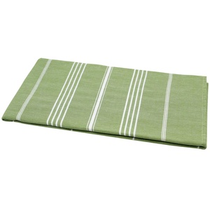 my Hamam, Pestemal Hamamtuch, ohne Fransen, Sultan Version Olivegrün, Badetuch Saunatuch Handtuch Yogadecke, Turkish Hamam Towel
