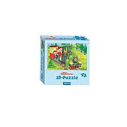 Trötsch Unser Sandmännchen 3D Puzzle Eisenbahn