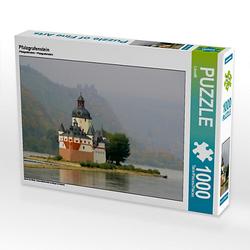 Pfalzgrafenstein Lege-Größe 64 x 48 cm Foto-Puzzle Bild von Thomas Polske Puzzle