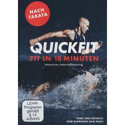 Quickfit in 18 Minuten - nach Tabata