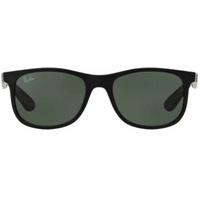 Ray Ban Junior RJ9062S 701371 48-16 matte black/dark green