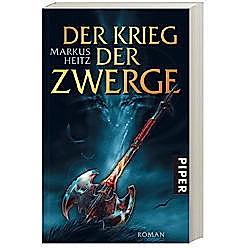 Die Zwerge Band 2: Der Krieg der Zwerge. Markus Heitz  - Buch