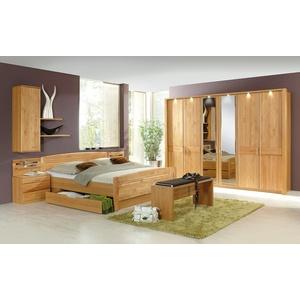 Wiemann Schlafzimmer Lausanne in Erle teilmassiv