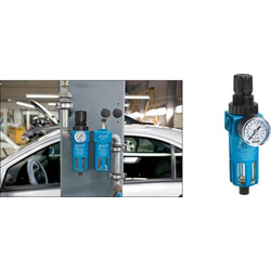 Hazet 9070-7 Filterdruckminderer 1/4  (6,3 mm) 1St.