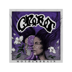 Crobot - Motherbrain (Dark Purple LP 180 Gr.+MP3) (Vinyl)