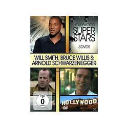 Hollywood Super Stars DVD