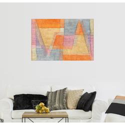 Posterlounge Wandbild, Das Licht und die Schärfen 91 cm x 61 cm