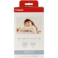 Canon KP-108IN CMY + Fotopapier