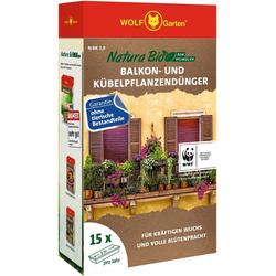 WOLF-Garten Pflanzendünger Natura-Bio N-BK 1,9, Granulat, 1,9 kg
