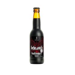 Behemoth Bafomet Bier 0,33L (10,6% Vol.)