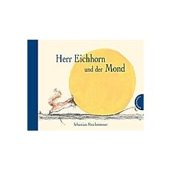 Herr Eichhorn und der Mond. Sebastian Meschenmoser  - Buch