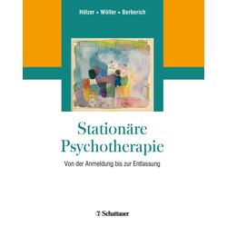 Stationäre Psychotherapie: eBook von