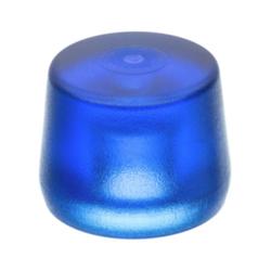 Ersatz-Schlageinsatz 30 mm Celluloseacetat, blau
