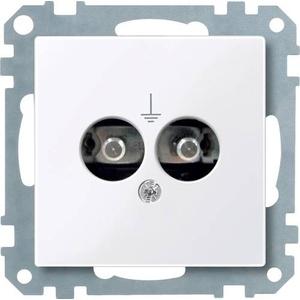 Merten Einsatz System M Weiß 290425
