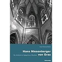 Hans Niesenberger von Graz. Anne-Christine Brehm  - Buch