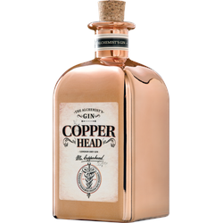 Copperhead Gin The Original 40% 0,5 L