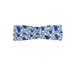 Abakuhaus Stirnband Elastisch und Angenehme alltags accessories Paisley Blumen Efeublätter und Punkte