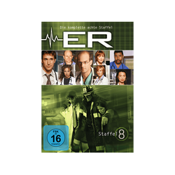 E.R. - Emergency Room Staffel 8 DVD