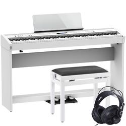 Roland FP-60X Stage-Piano Weiß Set