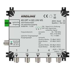 Kreiling Tech. dSCR MS mit opt. Eingang KR OPT 4 QQ UNI MS