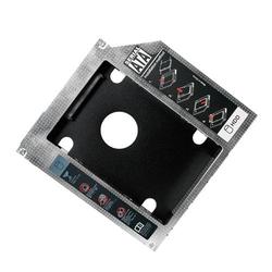 LogiLink Notebook SATA Festplatten Caddy für 9,5 mm hohe Laufwerke