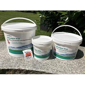 Tripond Fadenalgen Stop effektive und dauerhafte Fadenalgenbekämpfung 1/2,5/5kg Tripond Fadenalgen Stop Fadenalgenstop 2,5 kg