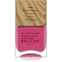 Nails Inc. Vegan Nail Polish langanhaltender Nagellack Farbton U OK HUN? 14 ml