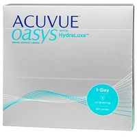 Acuvue Oasys 90 St. / 9.00 BC / 14.30 DIA / -1.50 DPT