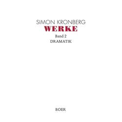 Werke als Buch von Simon Kronberg