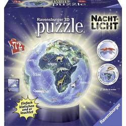 Ravensburger Erde im Nachtdesignl Puzzleball + Nachtlicht