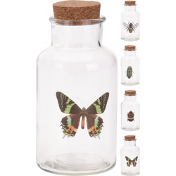 Flasche INSEKT(DH 14x26 cm)
