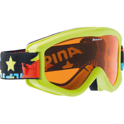 Alpina Sports Skibrille Skibrille Carvy, lime